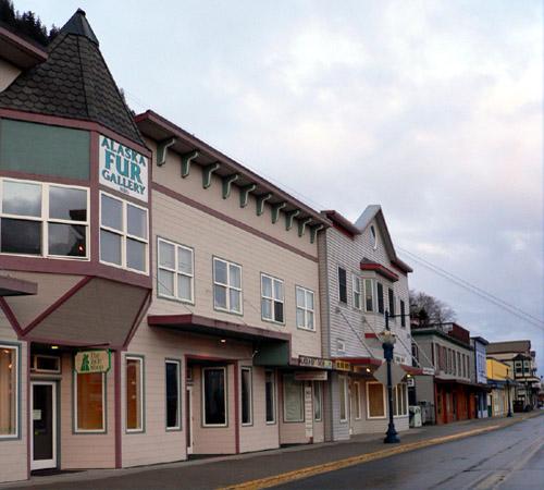 juneau-alaska-downtown (85k image)