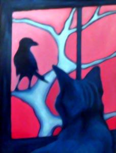 raven-cat (30k image)