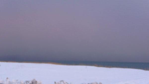 snowy-beach-yellow-grass-pu (9k image)