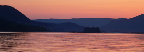 sunset-mayflower-island (28k image)