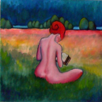 woman-reading-book-in-a-colorful-field (61k image)