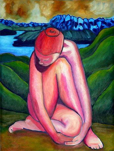 woman-sitting-cross-legged-mountaintop (122k image)
